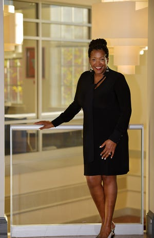 Stacey Luster was named to the new position of general counsel and assistant to the president for employment and equal opportunity at Worcester State University in August. It's one of many positions in education she's held over the course of her career in Worcester.