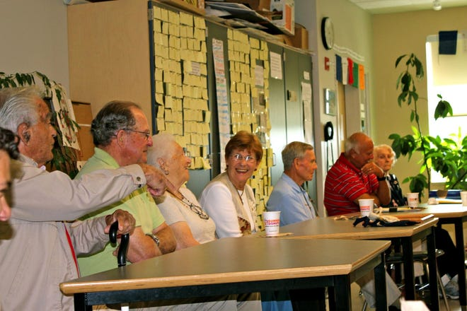 Swampscott and Marblehead senior citizens are launching a local chapter of the national Village to Village Network, supporting older folks as they age at home.