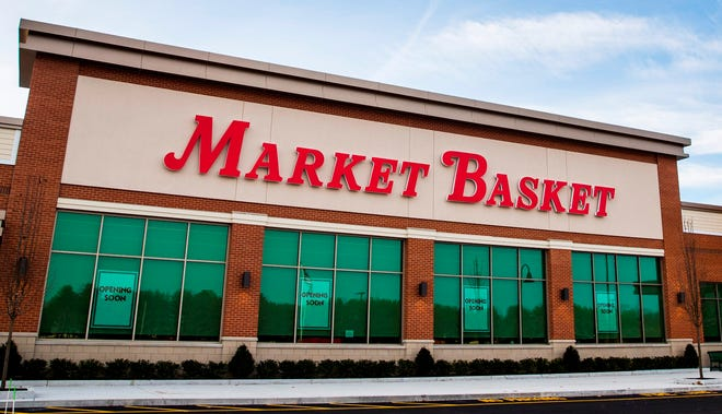 The Market Basket at 6 Digital Way in Maynard is opening on Friday morning.