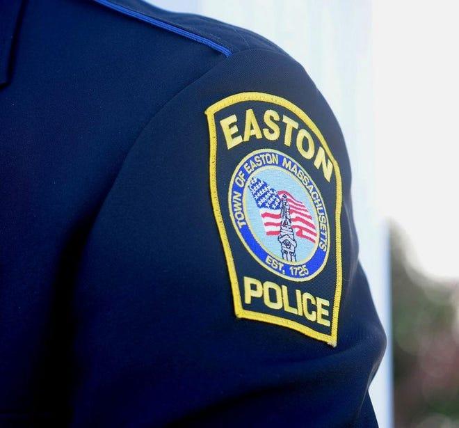 Easton police log.