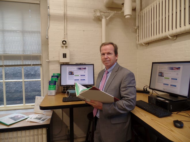 Norfolk County Register of Deeds William P. O'Donnell recently announced the registry completed printing its 38,000th book of recorded land documents.