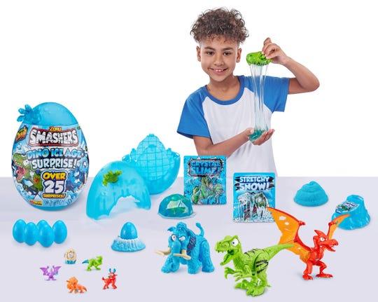 Smashers Dino Ice Age Surprise
