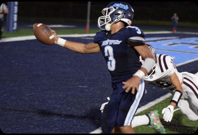 Enka junior Dallas Phillips is the Citizen Times' Athlete of the Week!