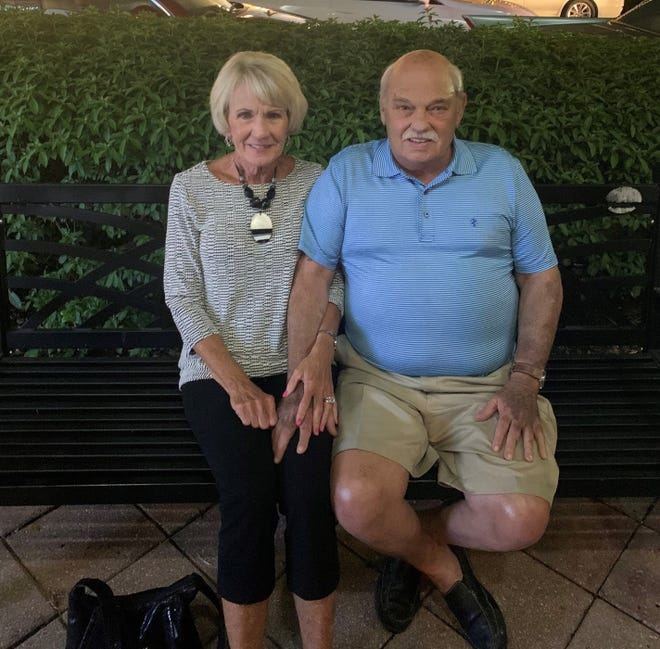 Gary Ward and his wife Elaine are grateful for this lifesaving second opinion and believe everyone owes it to their family members to do the same.
