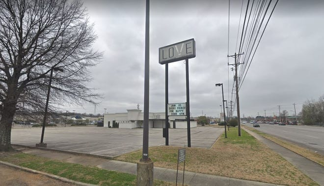 In Love Memphis, a club on Winchester, east of Riverdale in Hickory Hill, was the site of a party over Thanksgiving weekend that reportedly failed to follow local public health orders.