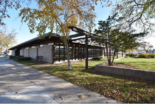 The former Forest Home Library on Milwaukee's south side is to be demolished and replaced with a Children's Wisconsin clinic.