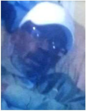 Joseph Willie Reed was last seen in the area of Woodley Road about 4 p.m. Sunday, Nov. 29.