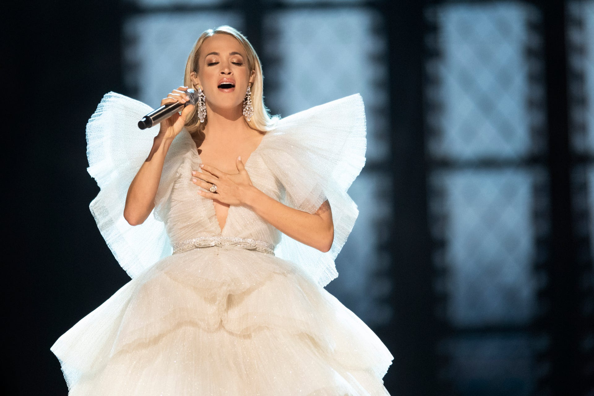 Carrie Underwood interview: On new Christmas special, John Legend and singing for Jesus