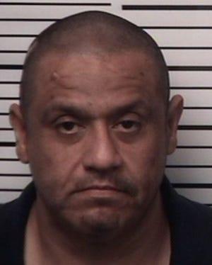 Mark Velasquez of  Artesia was sentenced to eight months in jail for possession of methamphetamine and harboring a felon..