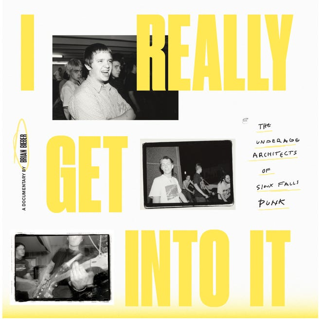 """""""I Really Get Into It: The Underage Architects of Sioux Falls Punk"""" is a documentary exploringthe punk rock, music for all ages scene of the '80s and '90s in Sioux Falls and its influence."""