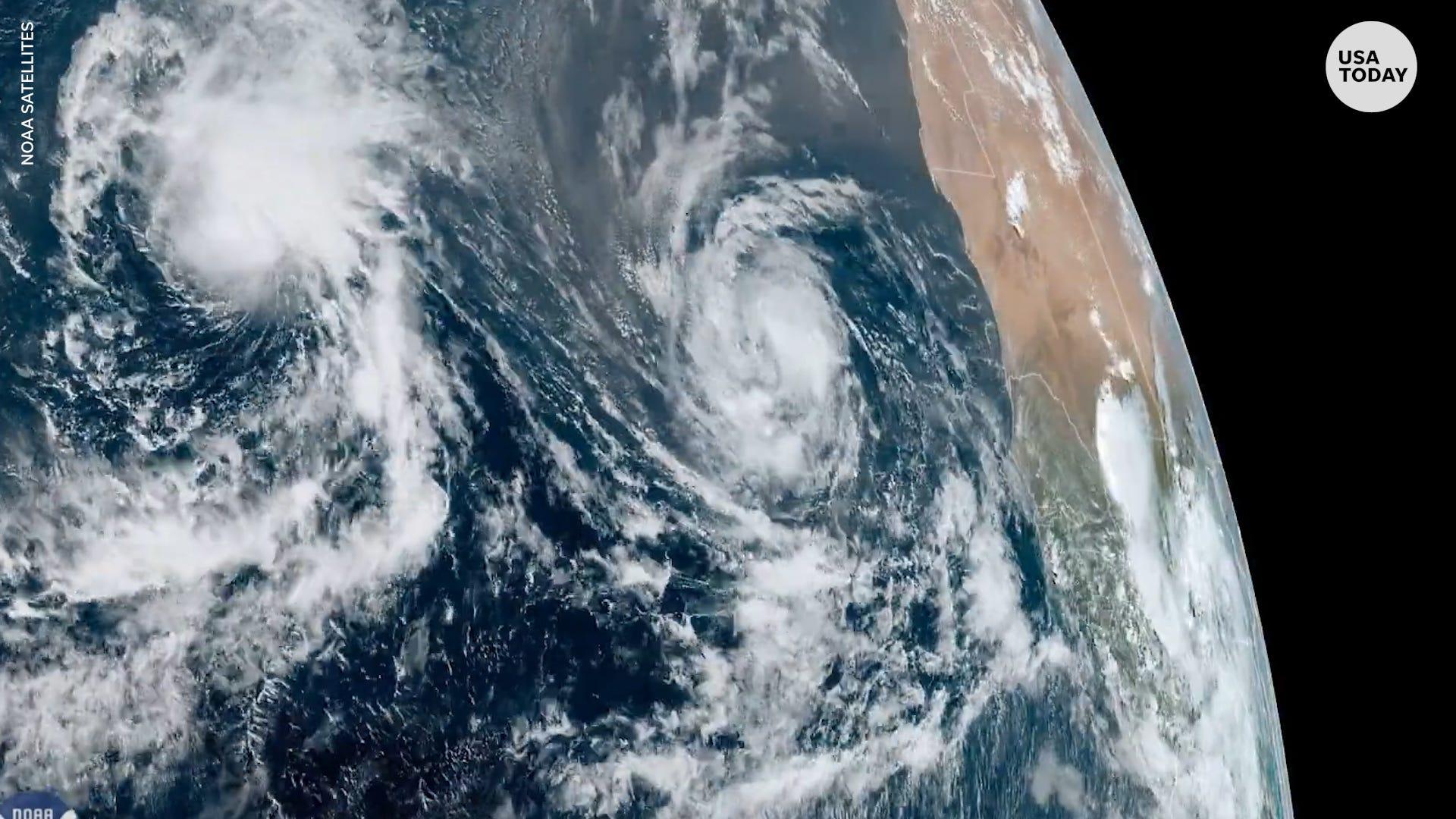 Bye-bye Beta: Greek alphabet no longer to be used when hurricane season runs out of names 2