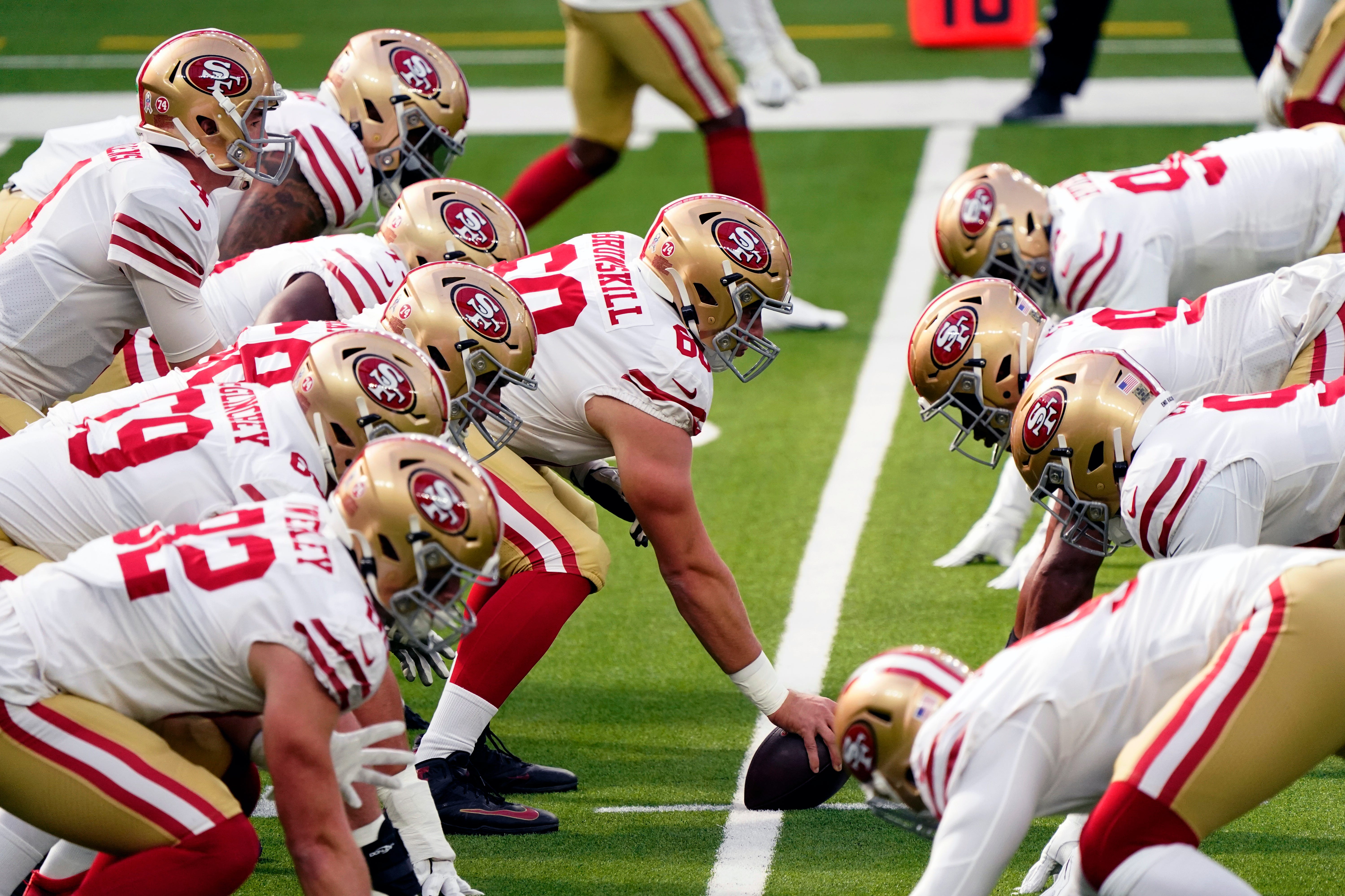 49ers to play two home games in Arizona after Santa Clara County s ban on contact sports