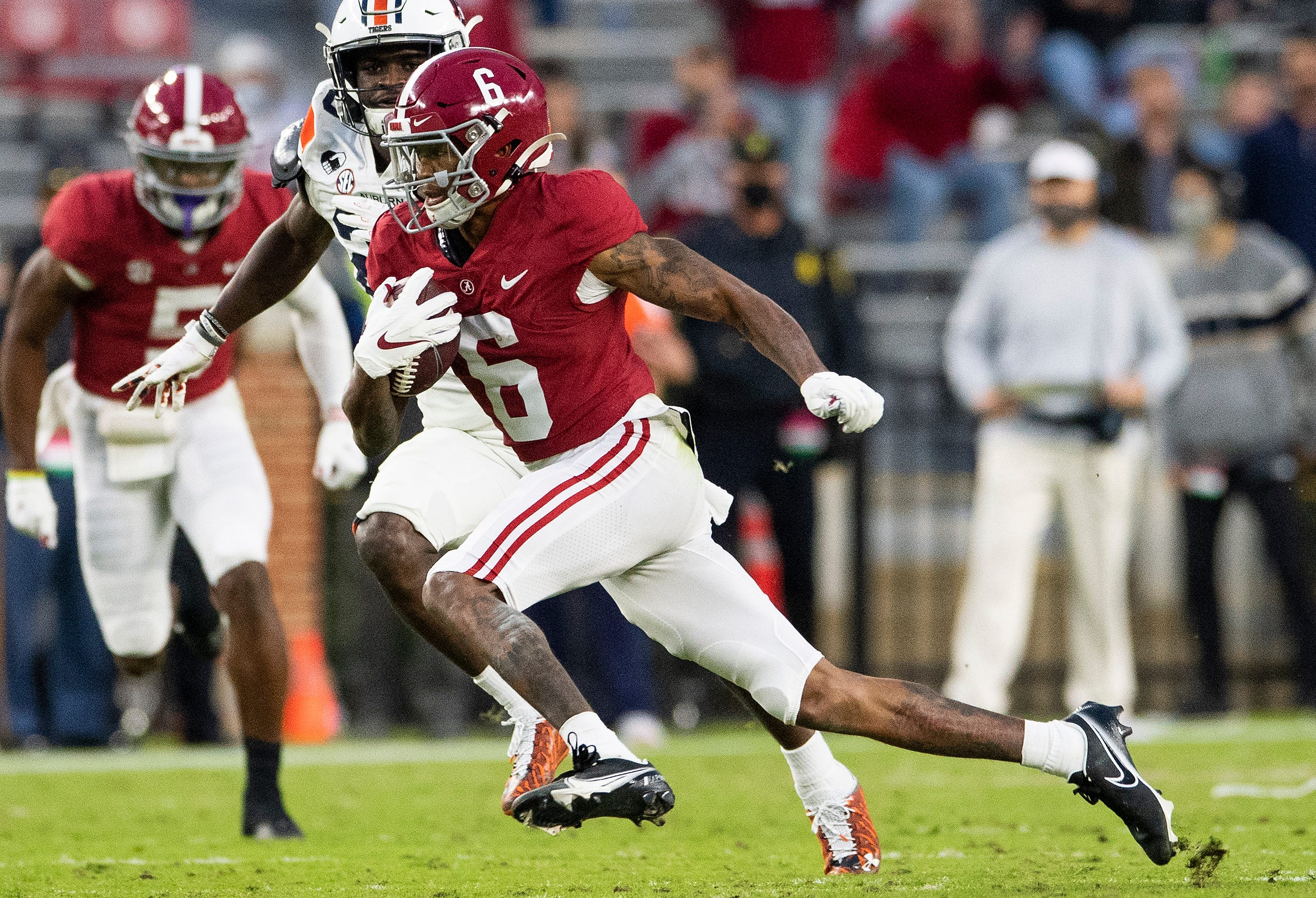Alabama, Notre Dame the clear top two in NCAA football Re-Rank 1-127