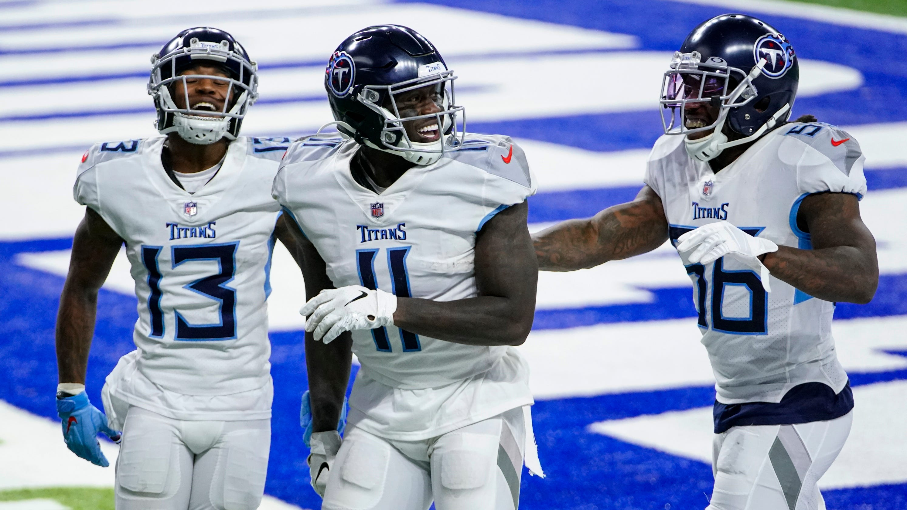 NFL playoff picture after Week 12: Titans take control in AFC South – USA TODAY