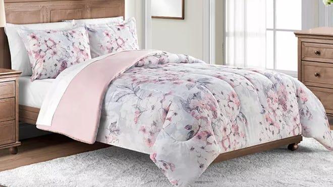 Grab cozy bedding sets at a major discount at Macy's.