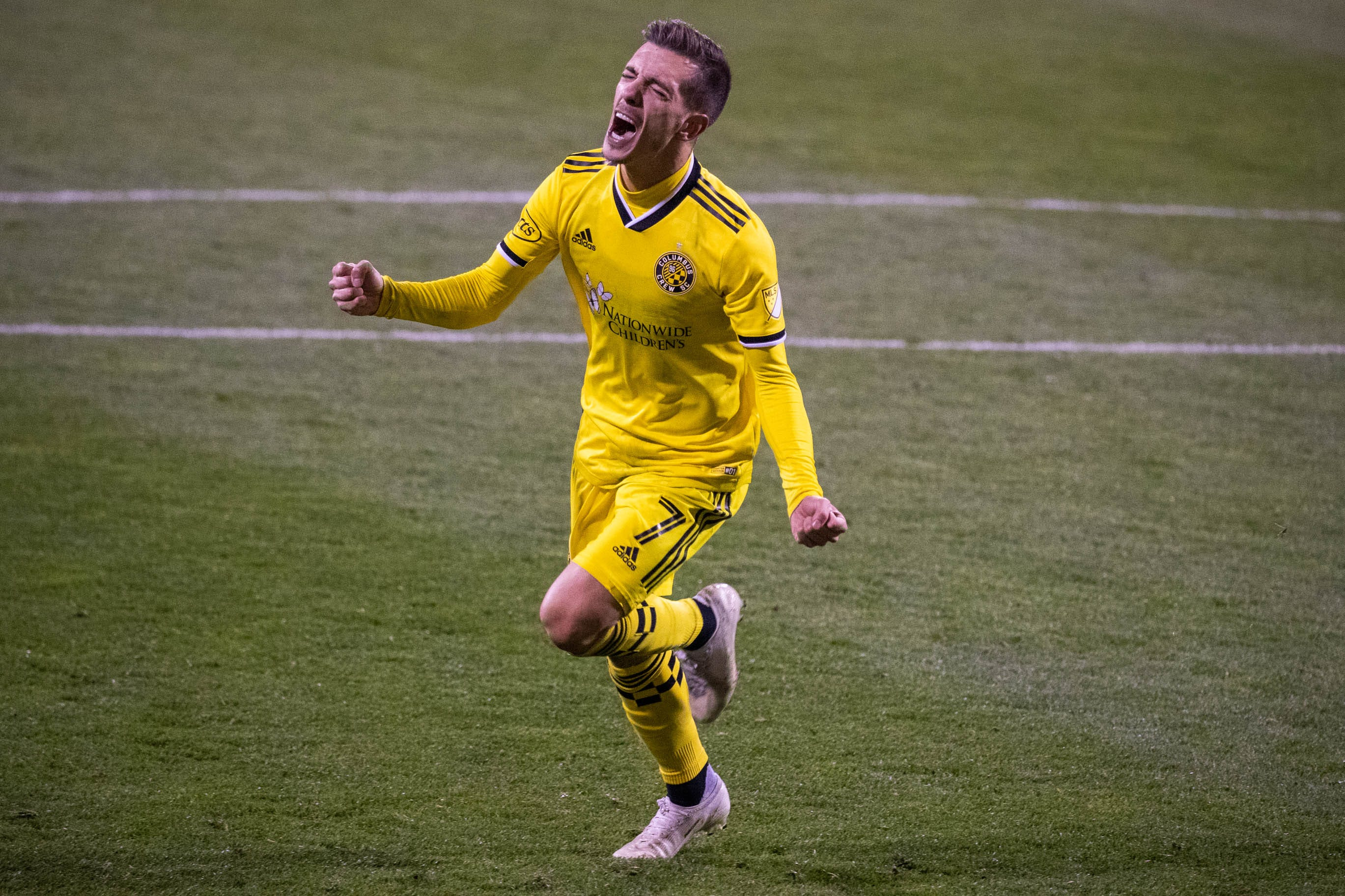 Columbus Crew defeats Nashville SC in extra time, advances to Eastern Conference final vs. New England Revolution