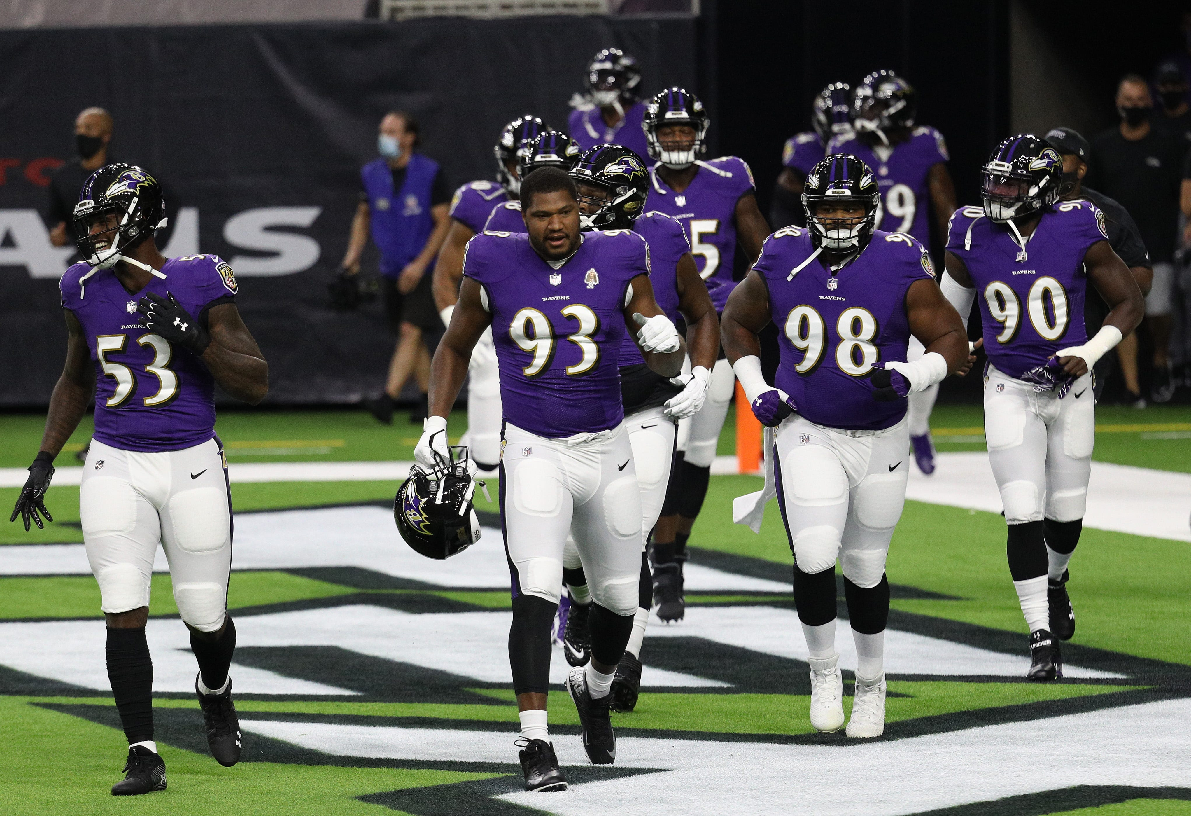 NFL postpones Ravens-Steelers game for third time, with matchup now set for Wednesday