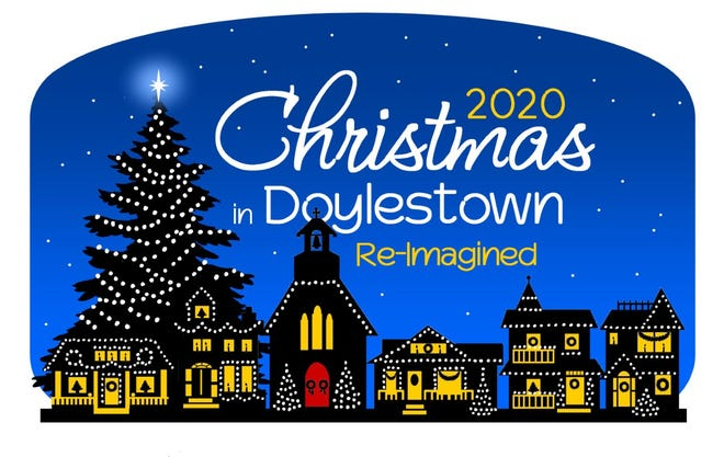 """The Christmas in Doylestown house tour hosted by St. Paul's Episcopal Church has been """"re-imagined"""" for this year as an outdoor, drive-by event open to all riders and walkers."""