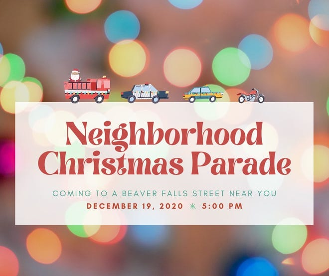 The Beaver Falls Christmas parade will look a little different this year. Instead of congregating along Seventh Avenue, the parade will travel to different streets throughout the city.