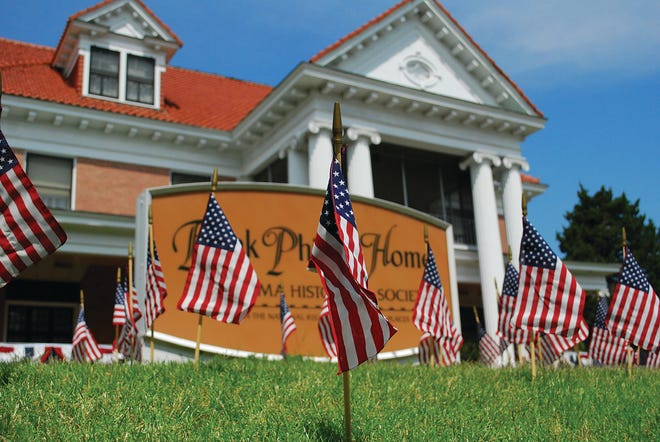 The first concert in the Music on the Ground Series at the Frank Phillips Home this year will be at 6:30 p.m. May 18.