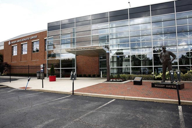 The Woody Hayes Athletic Center has reopened for individual and small-group work after the football program issued a COVID-19-related pause on Tuesday.
