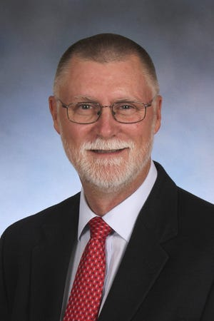 Bruce McPheron has served as Ohio State University's provost since 2016.