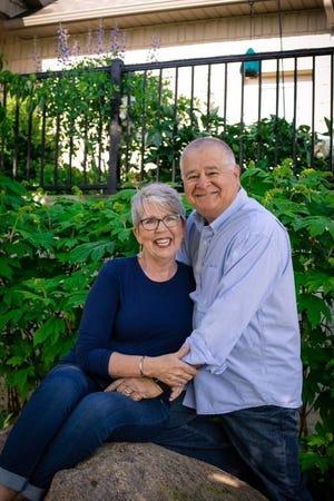 Jon and Rhoda Mast