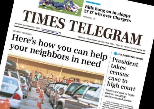 Times Telegram
