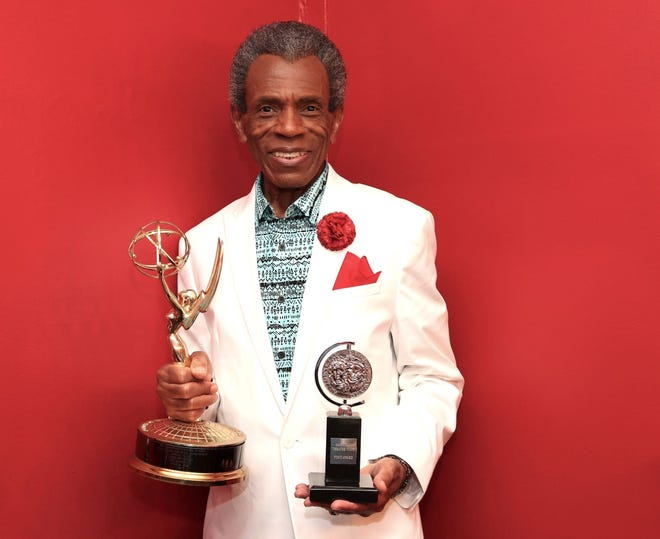 Bristol Community College's Theatre program invites everyone to join a free virtual conversation with Tony Award-winning actor André De Shields, on Wednesday, Dec. 16.