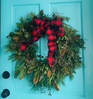 The Preservation Society of Newport County's annual holiday wreath-making workshops will be held virtually this season.