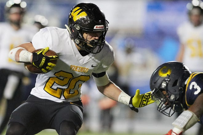 Archbishop Wood finished in a tie for fifth with North Penn in the final football rankings.