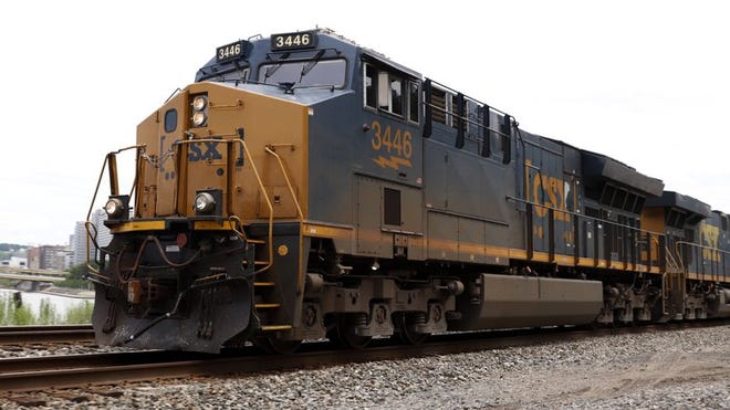 CSX announced plans to acquire Billerica-based Pan Am Railways for an undisclosed price.