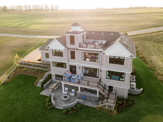 The 2021 HGTV Dream Home was designed and built by Middletown-based JPS Construction and Design.