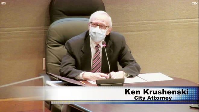 Longtime Oak Ridge city attorney Ken Krushenski is retiring. Tammy Dunn is expected to fill his position.