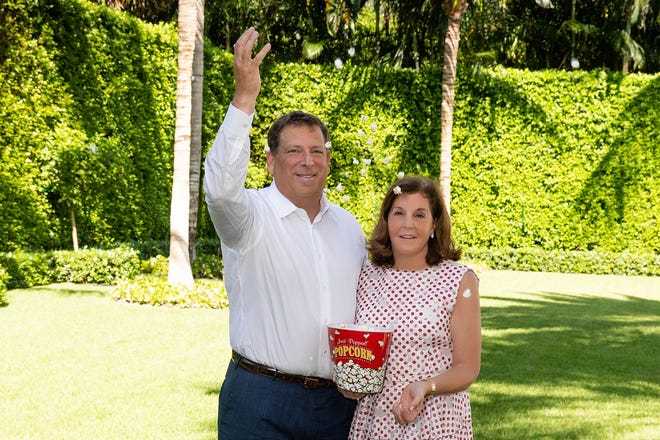 Barbara and Richard Rothschild are long-term supporters of Hebrew University and event co-chairs for the Palm Beach Drive-in Movie & Dinner.
