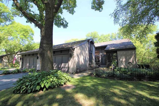 This condo is on the market for $239,000 at 5428 Winding Creek Drive in Rockford.