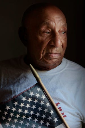 John Bulgar is a WWII Coast Guard veteran who has lived nearly his entire life in New Bedford.