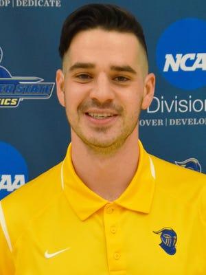 Worcester State named Aidan Abolfazli, a Doherty High graduate, as its new men's soccer coach.