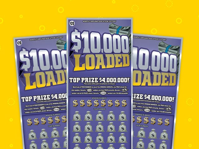 A Fayetteville man purchased a $10,000 Loaded ticket and took home the last $100,000 prize, lottery officials said.
