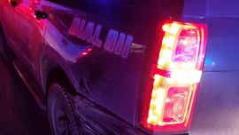 Man jailed for DUI after deputy's vehicle hit