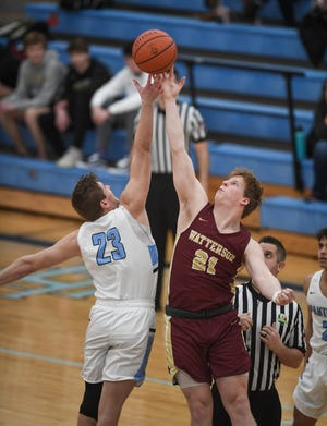 Davis Boone, a 6-foot-3 senior post player, is the leading returning scorer for a veteran Watterson boys basketball team that is looking to bounce back from an 11-12 season. Boone averaged 10.5 points last winter and was second-team all-CCL.