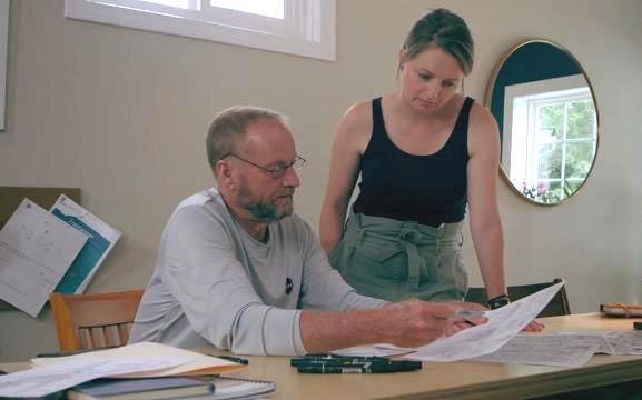 Understanding that times are economically tough for people, 95 Creative co-founders Jim Burke and Aubrey Schwartz, a father and daughter team from Scituate, can provide solid solutions that are budget conscientious for their clients.