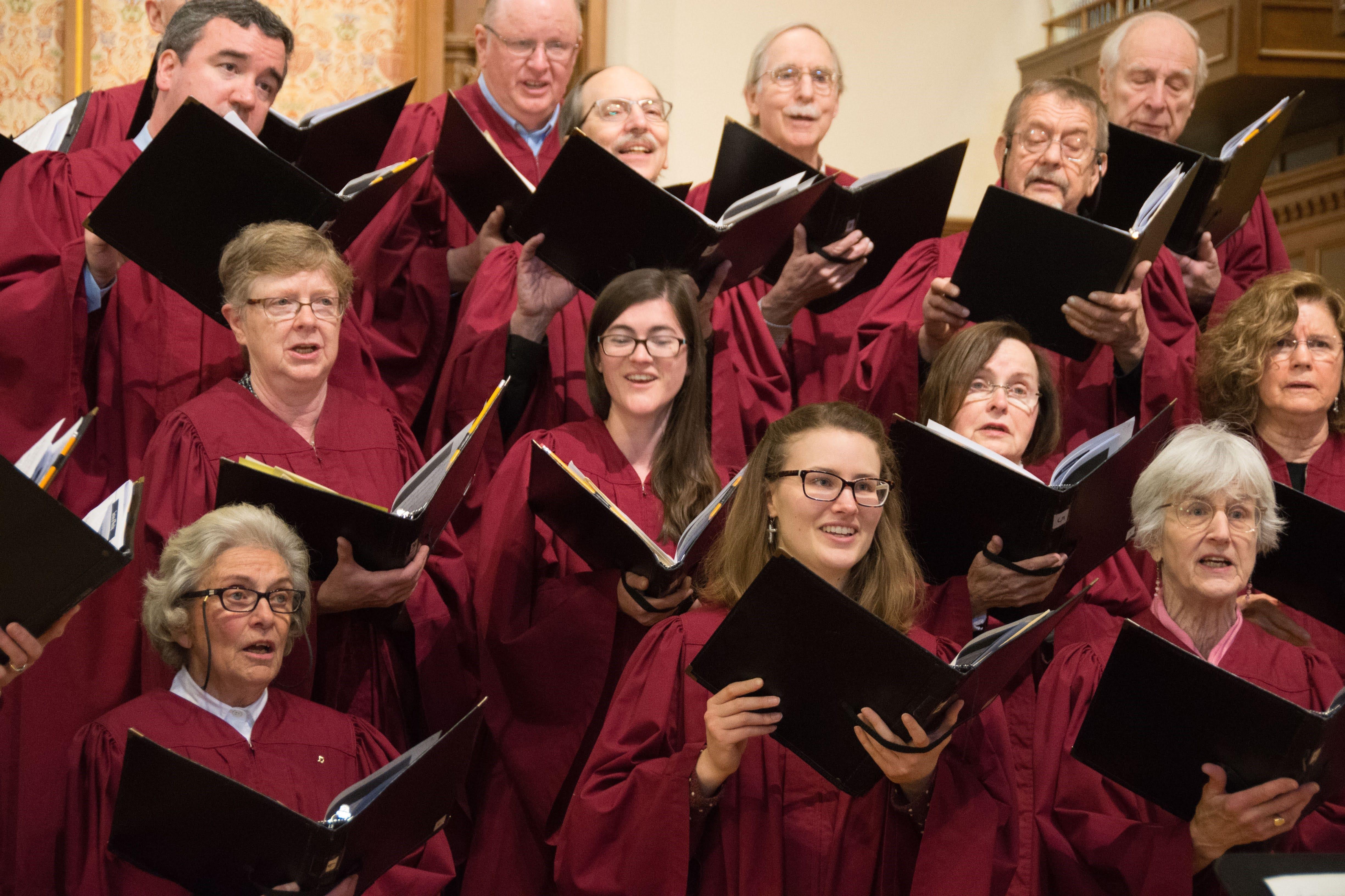 Hancock Church Chancel Choir to present virtual Christmas concert