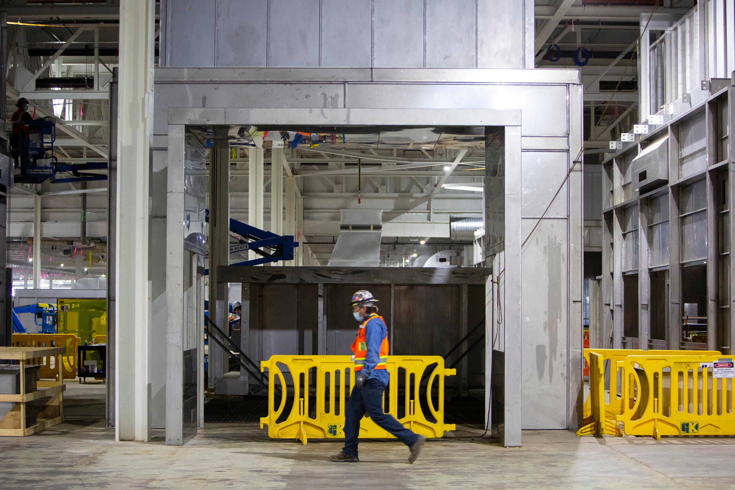When old Detroit-Hamtramck plant reopens as Factory ZERO, it'll be unlike any other in US