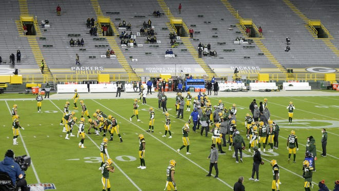 Packers Restrict Lambeau Attendance For Panthers Titans Games