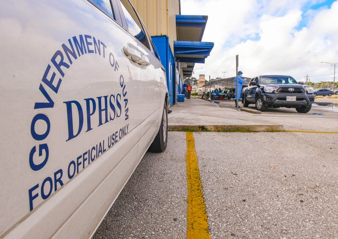 Department of Public Health and Social Services and Guam Police Department issued citations to eight businesses, seven of which face a $1,000 fine for alleged COVID-19 violations. PDN file photo.