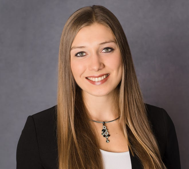 Marissa Mueller is the 22nd student from the University of Iowa to be awarded the Rhodes scholarship.