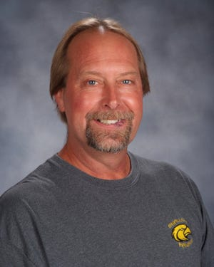 Swallow head custodian Jeff Grunwald was one of four recipients of the Wisconsin Association of School Business Officials (WASBO) Custodian/Maintenance Professional of the Year awards.