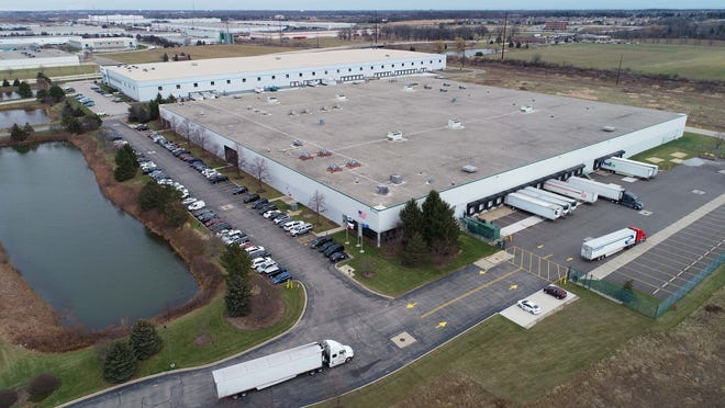 A Pfizer facility in Pleasant Prairie will play a role in the distribution of the Pfizer/BioNTech COVID-19 vaccine.