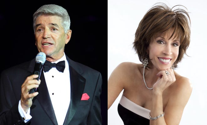 """Tom Dreesen and Deana Martin will be among the performers at """"Experience the Legacy of Palm Springs' Famed Chi-Chi Starlite Room"""" on Dec. 12, 2020."""